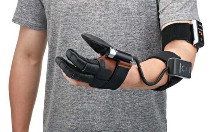 Роботизированные перчатки