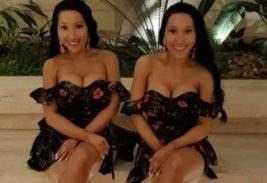 Анна и Люси близнецы