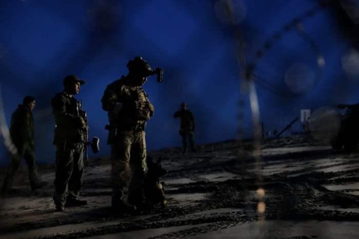 Безопасность американо-мексиканской границы