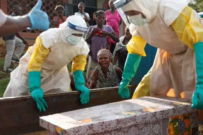 Внутри зоны Эболы в Конго