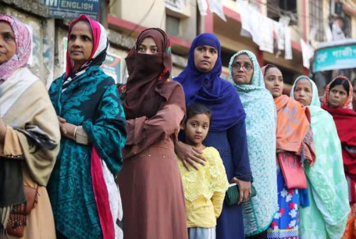 Индия выборы