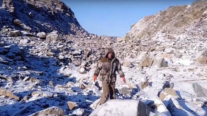 Ученые назвали причину обрушения сопки в Хабаровском крае