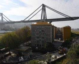 Моранди в Генуе