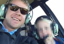 Новая Зеландия вертолет