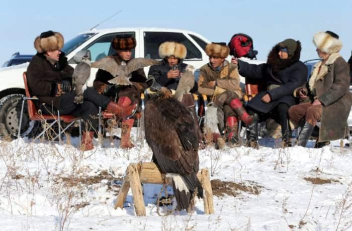 Охота Казахстан