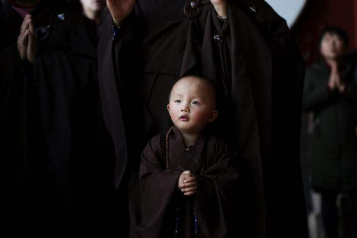 Ребенок-монах