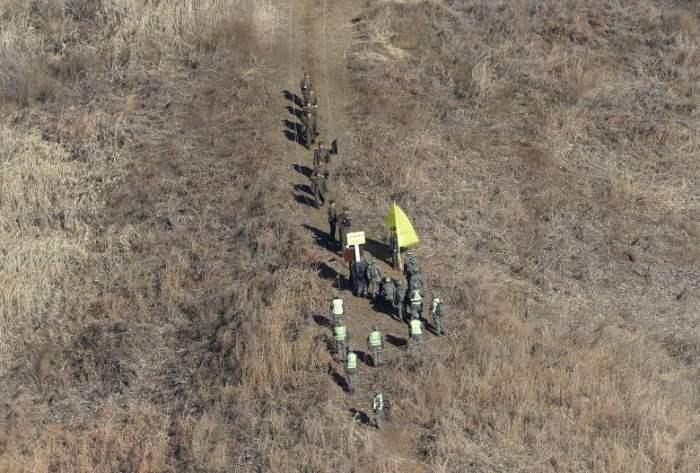 Солдаты северокорейской армии
