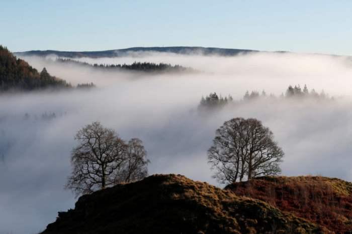 Туман над реками