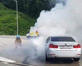 Южная Корея BMW