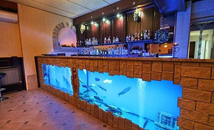 аквариумы на заказ