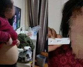 девочка беременна