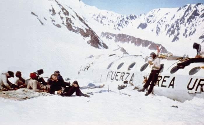 крушение 1972