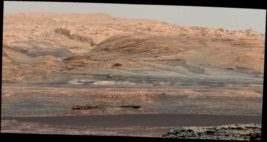 марс загрязнение