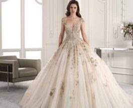 свадебное платье 2019