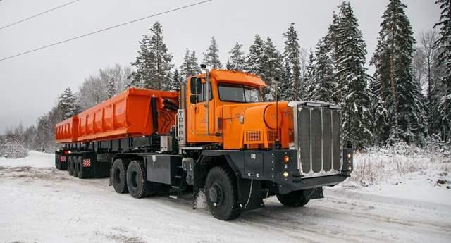 TONAR-7502 6x6
