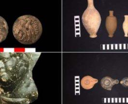 Археологи в дельте Нила