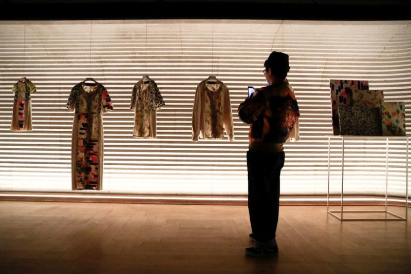 Выставка готовой одежды