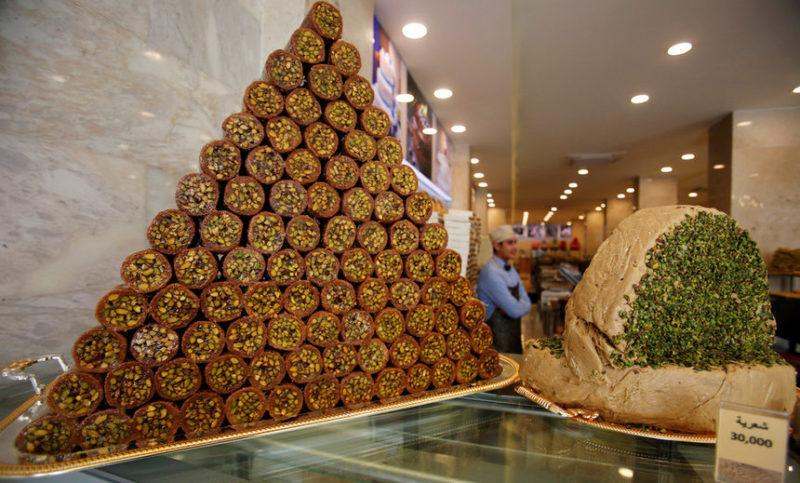 В пекарне в Багдаде