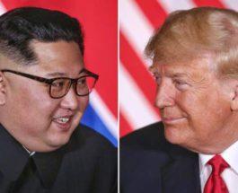 Дональд Трамп , Ким Чен Ын