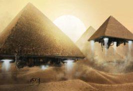 Египет инопланетяне