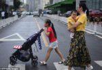 Китай дети