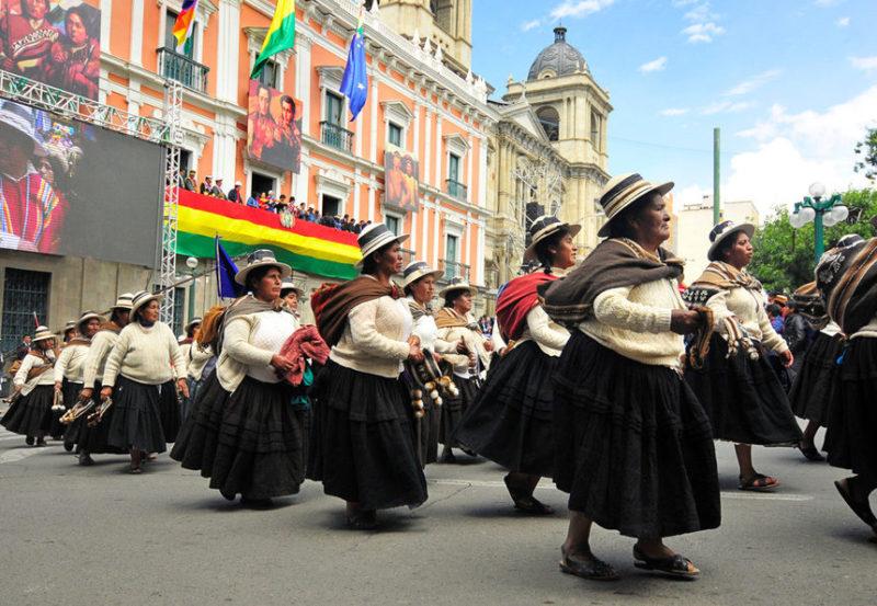 Ла-Пасе, Боливия