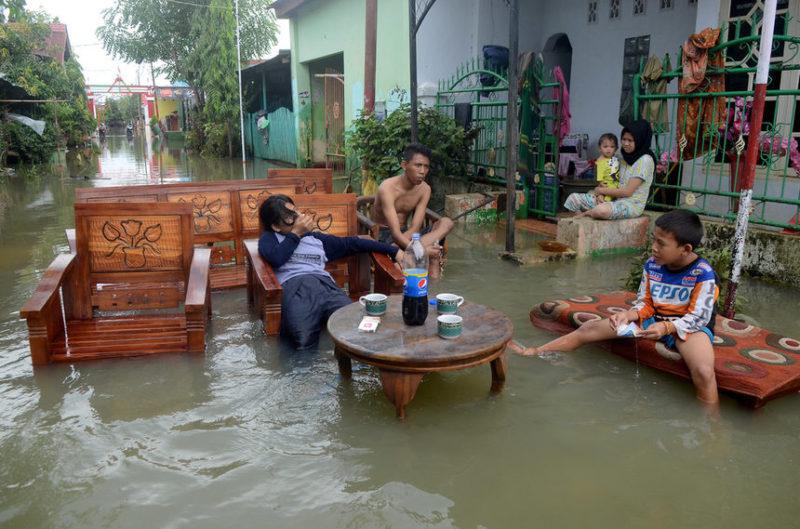 Наводнение в Макассаре