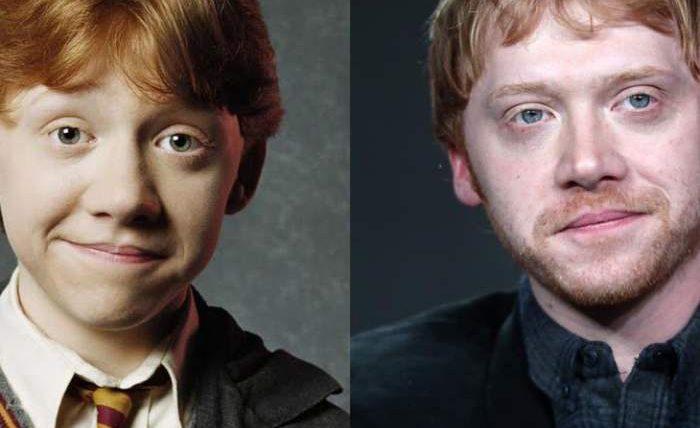 Руперт Гринт проинформировал, что неможет смотреть «Гарри Поттера»
