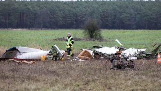 Смертельная авиакатастрофа