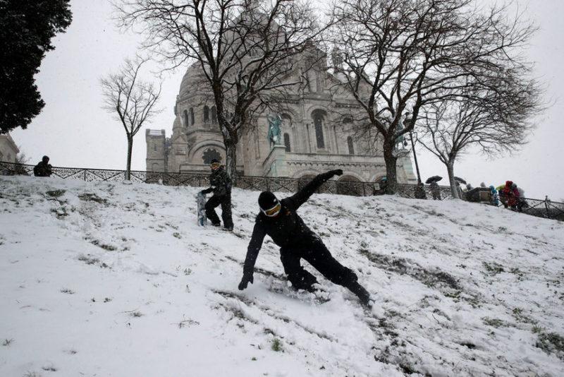 Холм базилики Сакре-Кёр