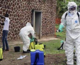 Швеция,Эбола