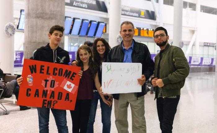 канада мигранты