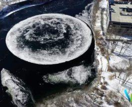 ледяной диск