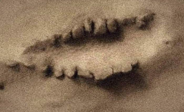 марс мегалиты