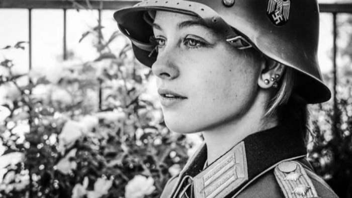 нацистская женская дивизия