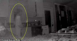 призрак мальчик