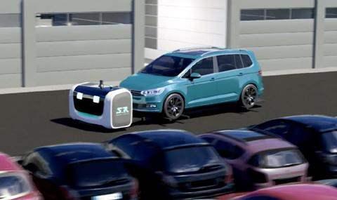 роботы и машины
