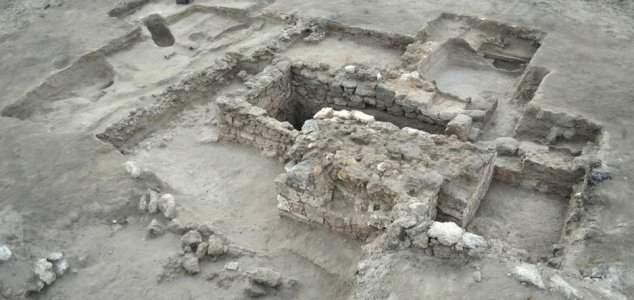 2300-летняя крепость