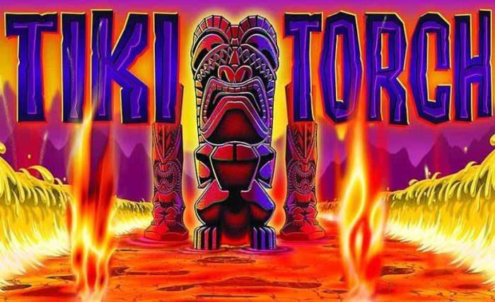 casino Tiki Torch