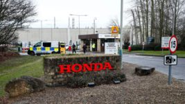 «Honda» закрывает завод в Великобритании