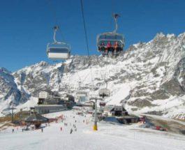 Италия горнолыжный курорт