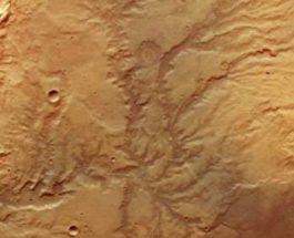 Марс реки