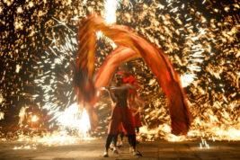 Момент ритуального танца