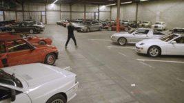 Невероятная коллекция автомобилей