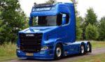 Новая Scania