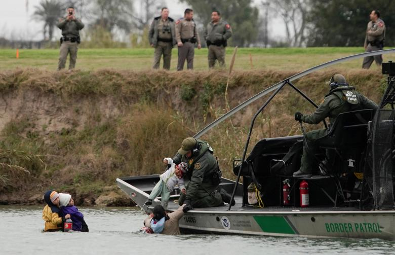 Пограничный патрульный катер США