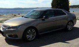 Последний Saab