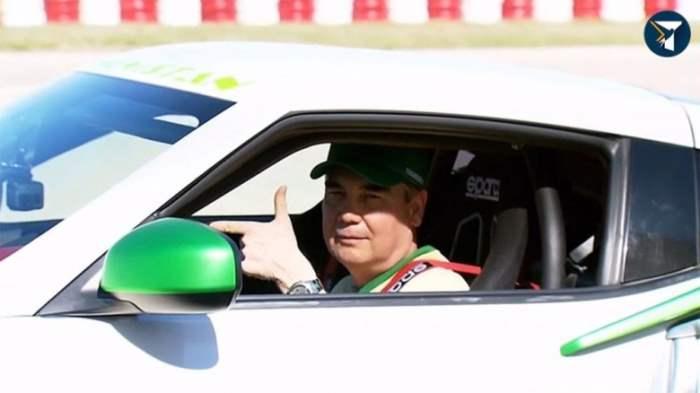 Президент Туркменистана