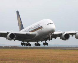 Самолет Airbus A380