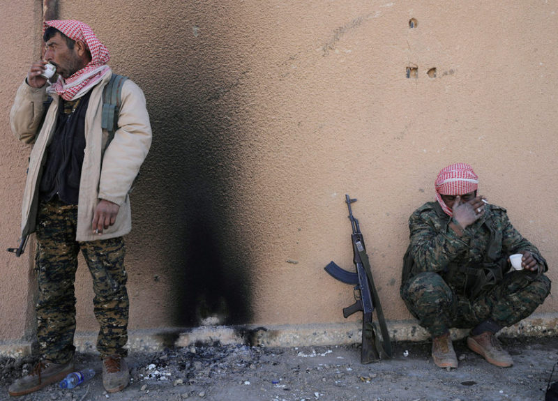 Сирийские борцы за демократию